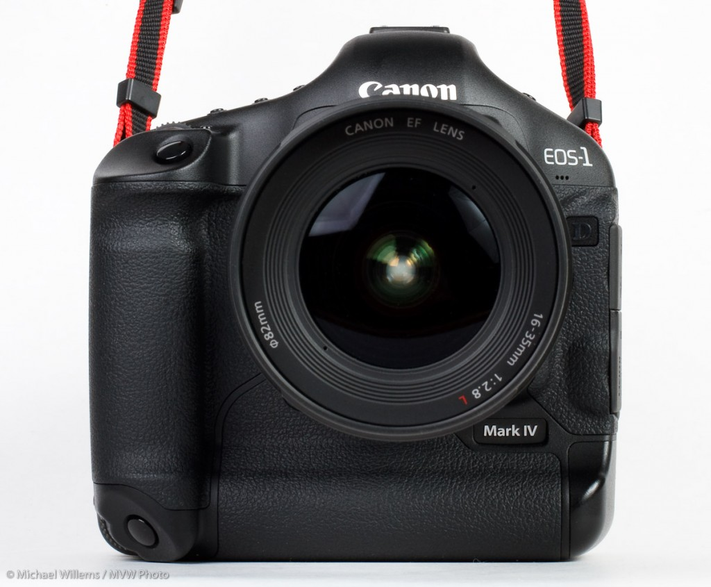 Canon 1D Mark IV camera