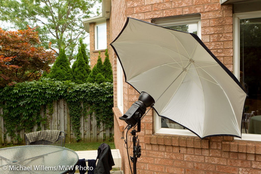 Big Photoflex Umbrella