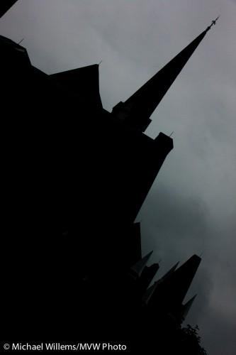 Dark Diagonal Church
