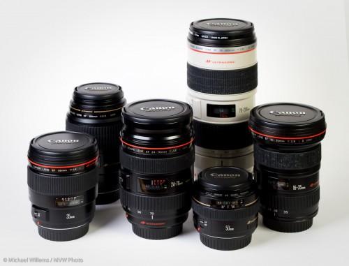 Michael's lenses
