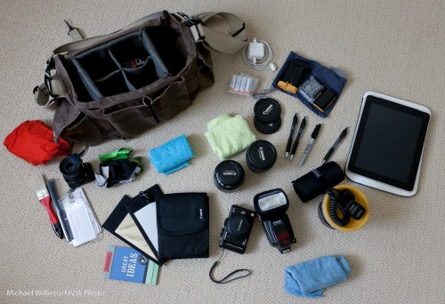 Photo Bag by Michael Willems