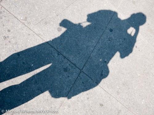 Photographer's Shadow