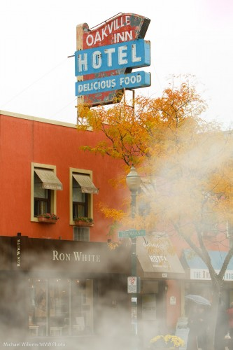 Oakville Hotel, October 2010