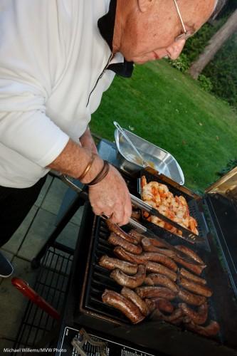 Boerenworst Barbecue