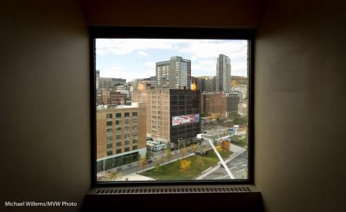 Montreal-Framed