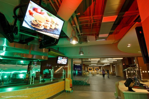 Digital Signage and gels