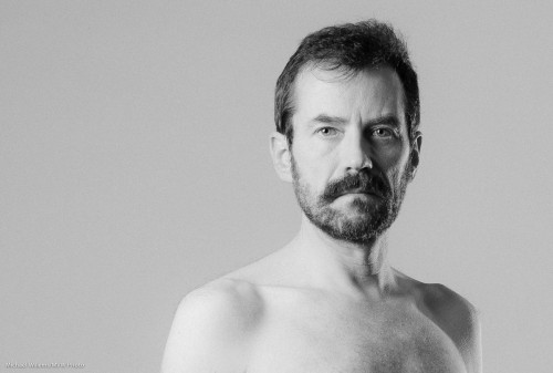 Michael Willems, Photogrpaher (self portrait, December 2010)