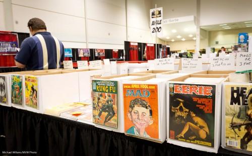 Comic Con Toronto (Photo: Michael Willems)