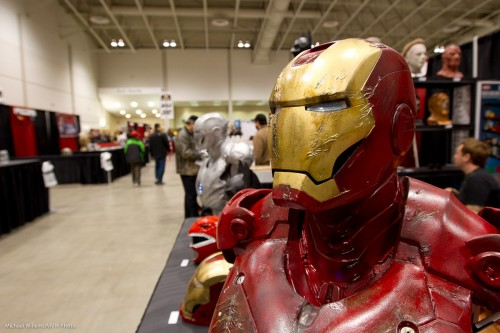 Comic Con Toronto (Photo: Michael Willems)