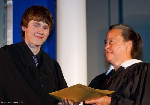 A High School Grad