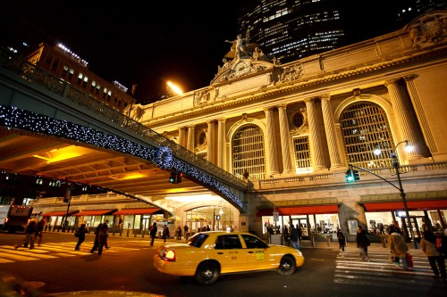 Grand Central, NY (Photo: Michael Willems)