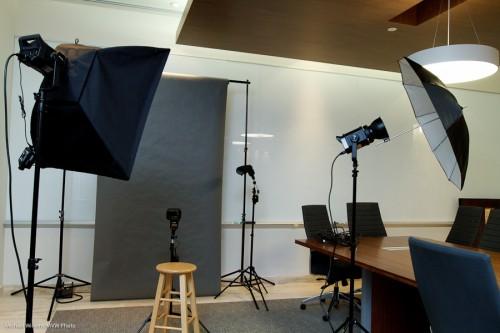 Studio (Photo: Michael Willems)