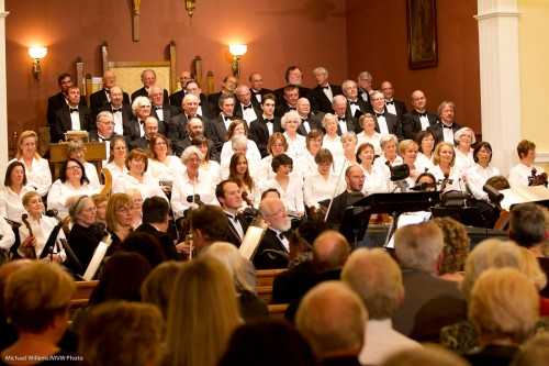 Masterworks of Oakville - Messiah (Photo: Michael Willems)