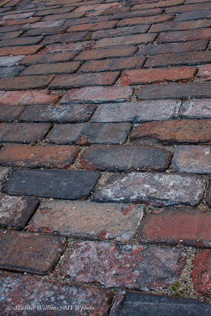 Cobbled Stones - Photo by Michael Willems, Photographer