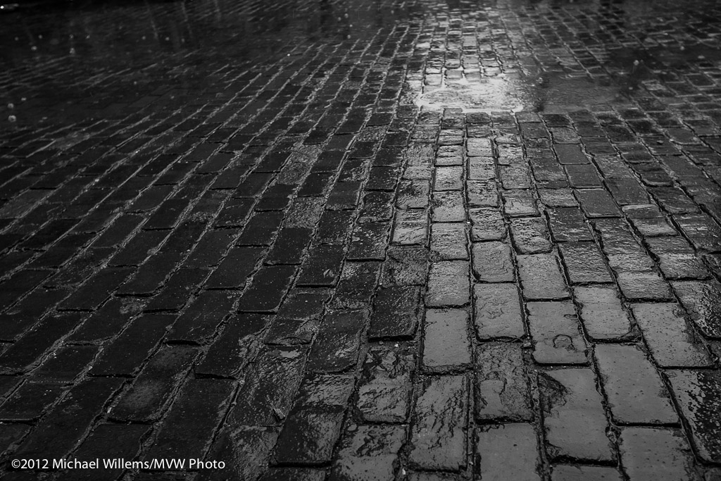 Distillery Cobbled Stones - Photo by Michael Willems.
