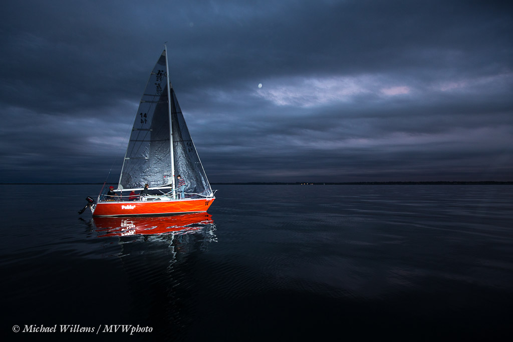 Lake Ontario Sailing - Photo by Michael Willems