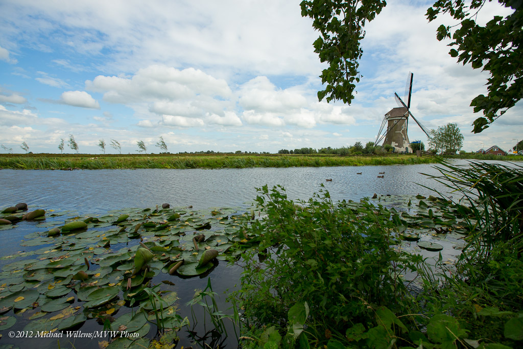 Haastrecht Windmill (Photo by Michael Willems)