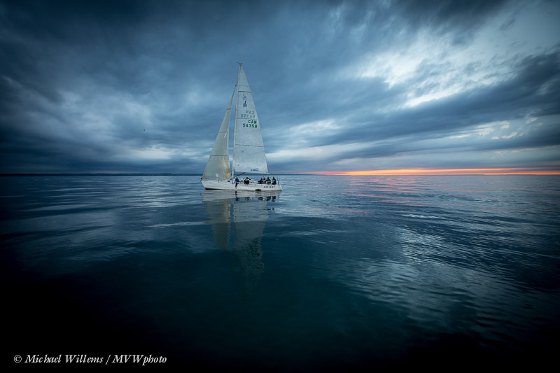 Sailboat - Photo by Michael Willems