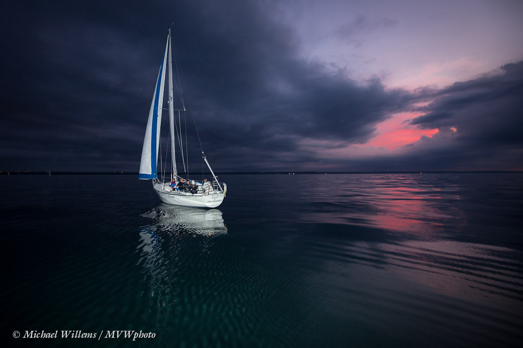 Lake Ontario Sailing (Photo © Michael Willems)