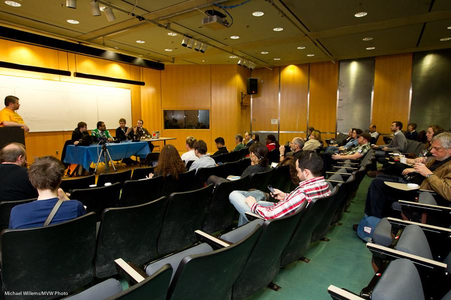Social Media Forum (photo: Michael Willems)