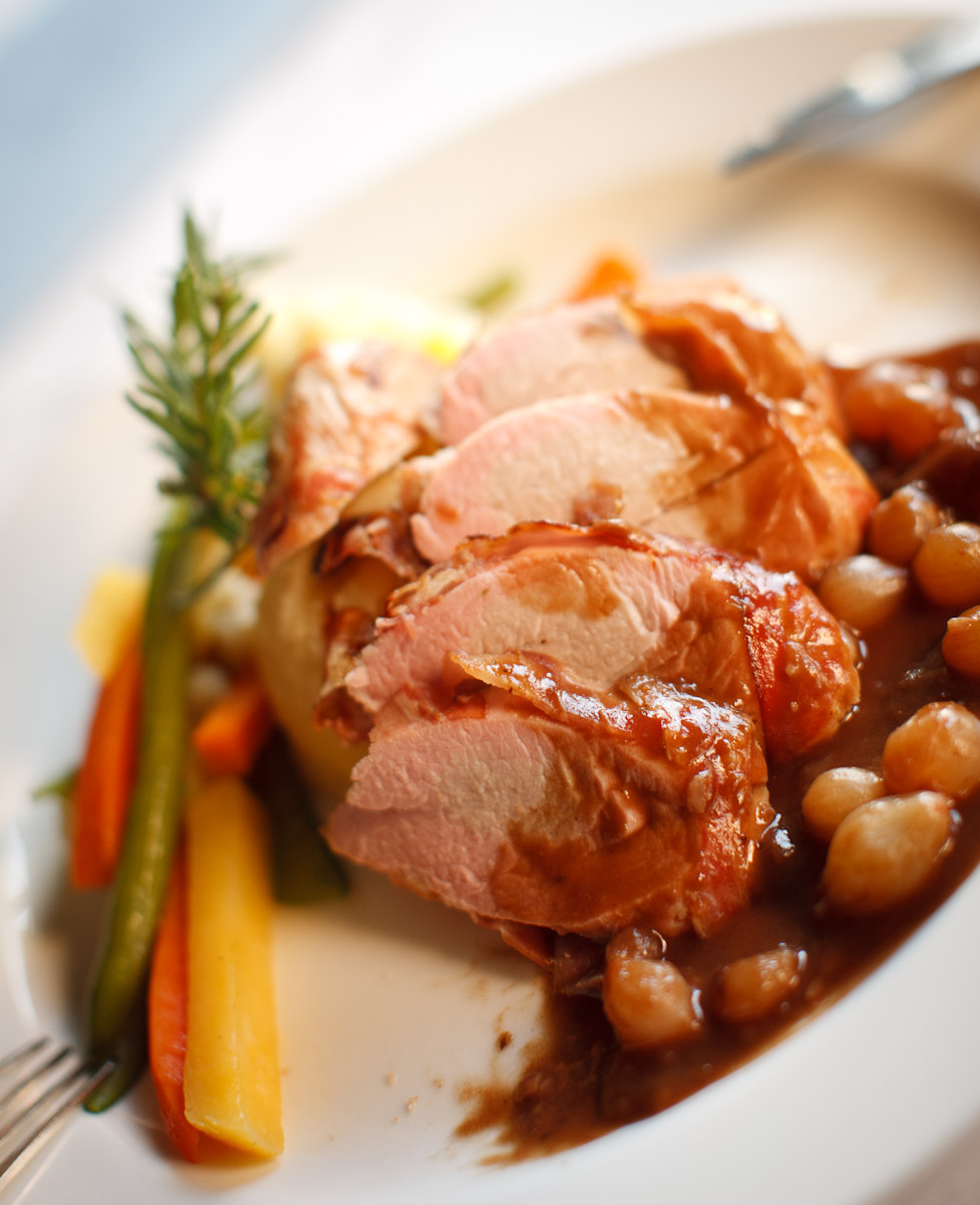 Pork Tenderloin ( ©2011 Michael Willems Photography)